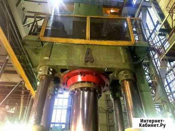 Дб2240 - гидравлический пресс (усилие - 1000 тн.) Пермь