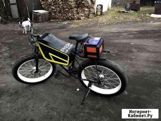 Продам громкий велосипед Черногорск
