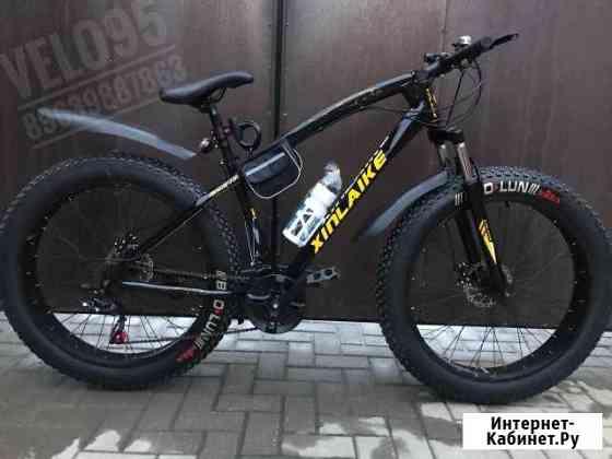 Велосипед новый чёрный Ягуар 21скорость Грозный