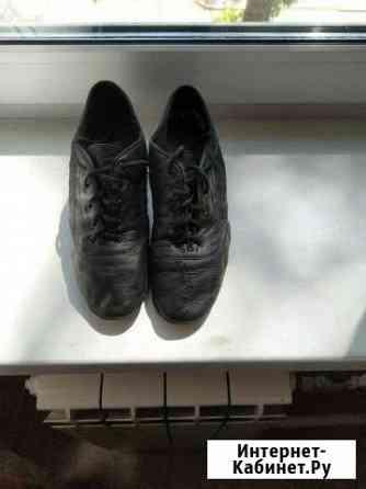 Танцевальные туфли латина чистая кожа Ангарск