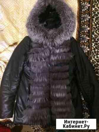 Куртка зимняя Горно-Алтайск