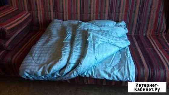 Пуховое одеяло 170х205 Омск