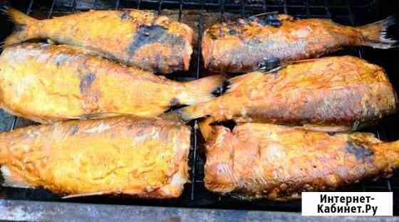 Копчёная рыба (пелядь, горячего копчения) Нерюнгри