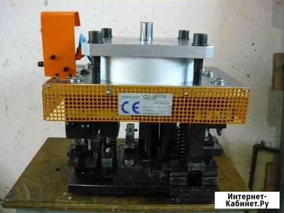 Пресс матрица С640 для изготовления алюм балконов Киров