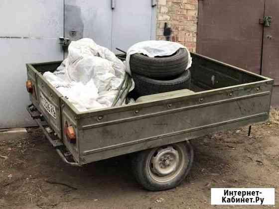 Продам прицеп Сосновоборск