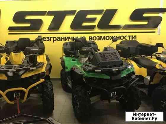 Stels ATV 650G guepard + Рассрочка Уфа
