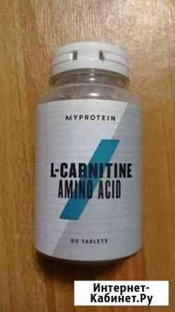 L Карнитин 90 шт. фирмы Myprotein Хабаровск