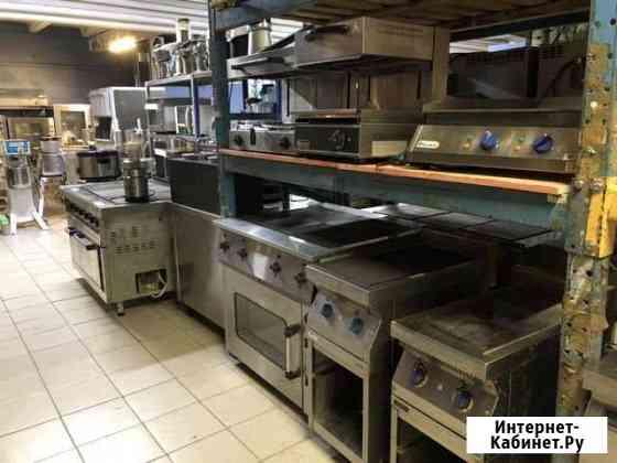 Оборудование для ресторана Рязань