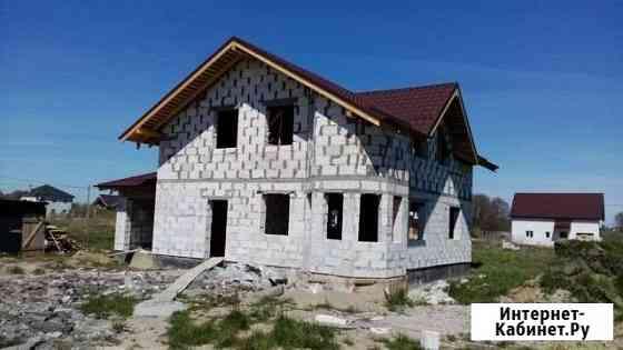 Строительсво Домов - Кровельные работы Калининград
