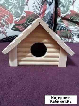 Домик для хомяка или крысы Чита