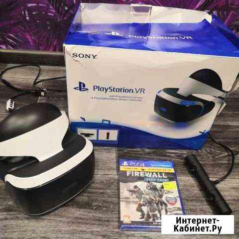 Виртуальная реальность) PlayStation VR для PlaySta Петропавловск-Камчатский