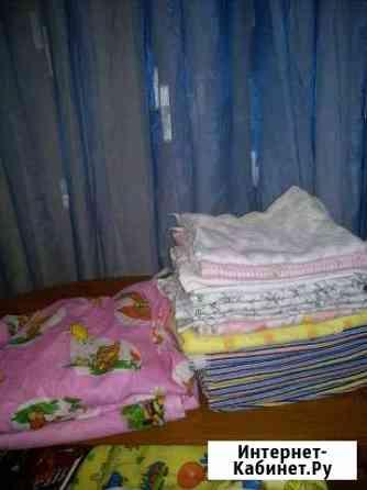 Детское постельное, пеленки Омск