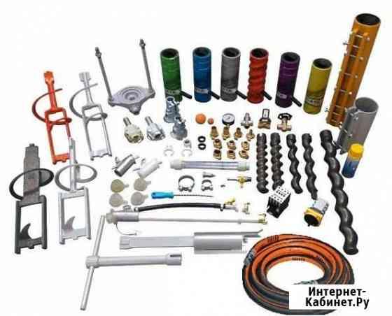 Запчасти и комплектующие для штукатурных станций Саратов