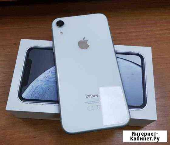 iPhone XR 64Gb новый Челябинск