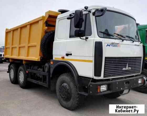 Маз-5516 Магадан