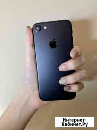 iPhone 7 Black Matte Великий Новгород