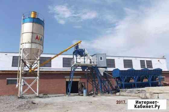 Бетонный завод Иркутск