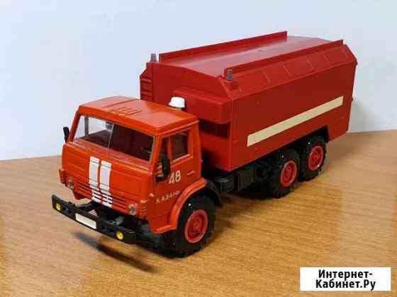 Модель автомобиля - Камаз 4310 Пожарная Великий Новгород