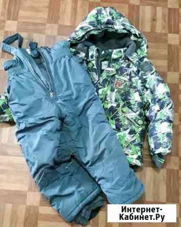Зимний костюм Кызыл