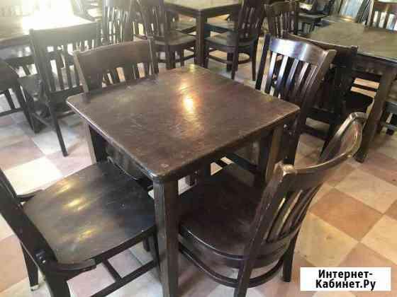 Дубовая мебель для Паба и Ресторана Тюмень