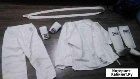 Продам костюм с защитой каратэ Чита