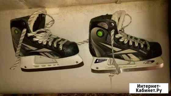 Профессиональные коньки для хоккея Чита
