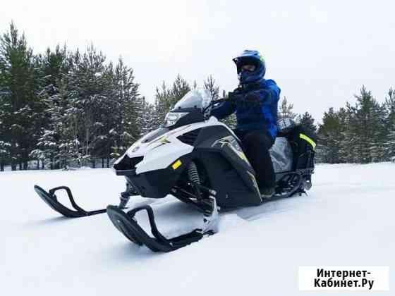 Снегоход stels Капитан 150/200 Приобье