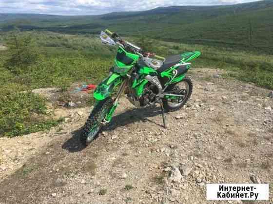 Продам эндуро Kawasaki KLX450R Магадан