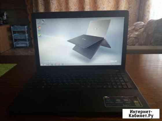 Ноутбук asus X552E Братск