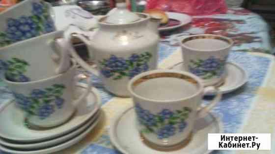 Чайные и кофейный сервизы Железнодорожный