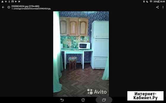 Комната 15 м² в 2-ком. кв., 1/1 эт. Краснодар