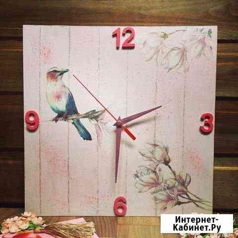 Часы настенные Москва