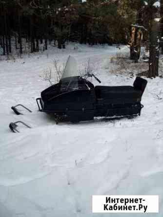 Продам снегоход Лайка Волжск
