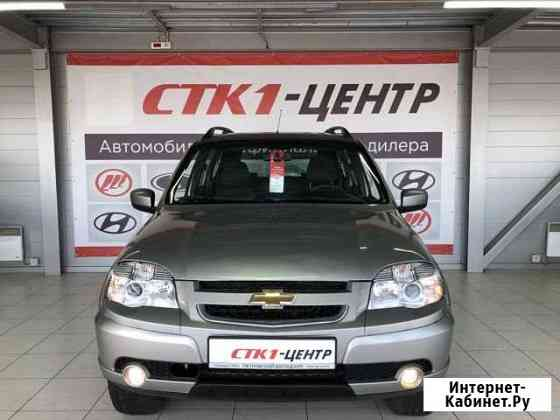 Chevrolet Niva 1.7МТ, 2013, внедорожник Петрозаводск