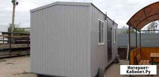 Бытовка-вагончик новый офис бв-098 Лог