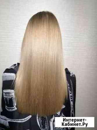 Нанопластика волос Калининград