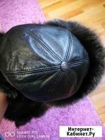 Женская зимняя шапка Магадан