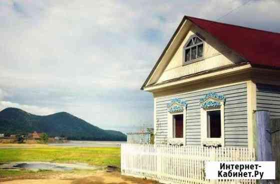 Дом 53 кв.м. на участке 8 сот. Усть-Баргузин