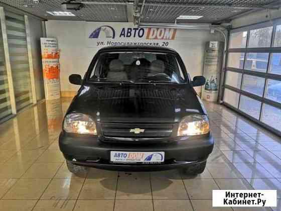 Chevrolet Niva 1.7МТ, 2007, внедорожник Петрозаводск