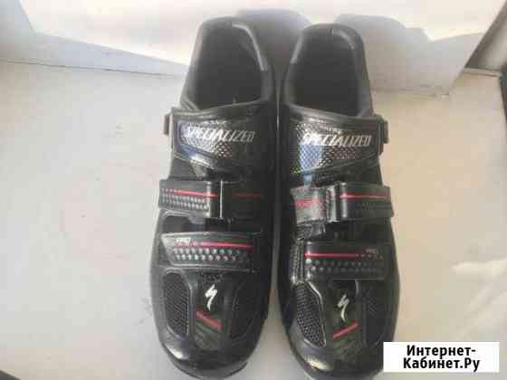 Вело туфли Specialized pro rd стелька 28,3 (44р) Абакан
