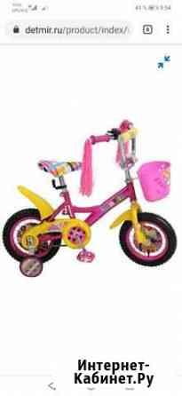 Велосипед для девочки Яблоновский