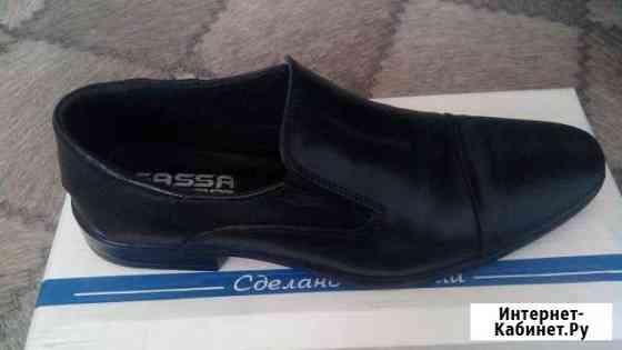 Туфли новые (натуральная кожа) Ангарск