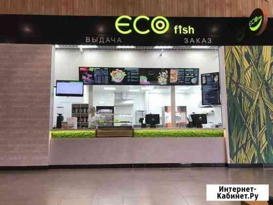 Ресторан быстрого питания в ТЦ Гудок Самара