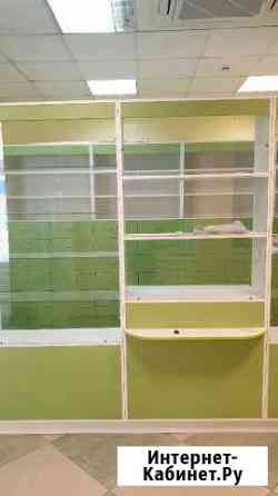 Мебель для аптеки Воронеж