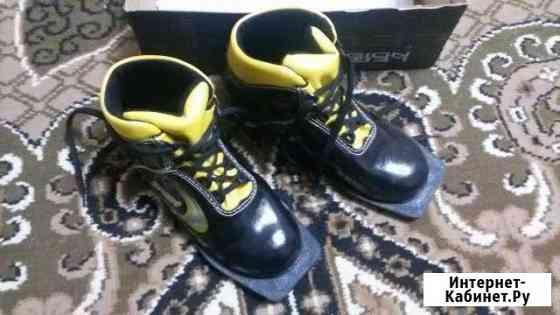 Лыжные ботинки Новобурейский