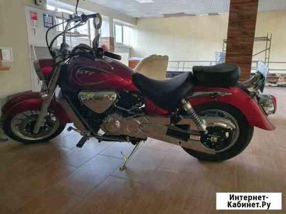 Мотоцикл Hyosung ST7 новый Брянск