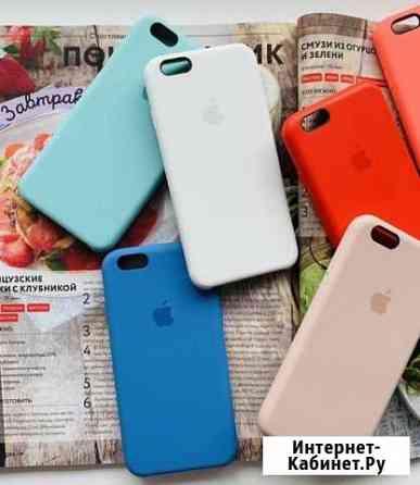 Оригинальные чехлы Apple Case для iPhone 6/6s Челябинск