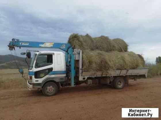 Продаю сено в рулонах Улан-Удэ