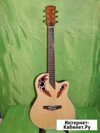 Гитара с карбоновым корпусом электроакустика Благовещенск