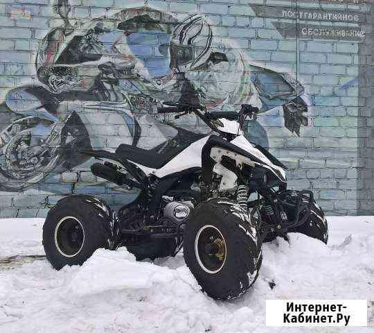 Квадроцикл Scorpion125А Волгоград